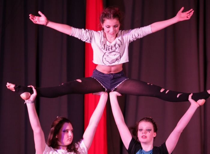 Circusartiesten Open Podium Den Haag