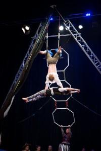 Circaso voorstelling Mechanismo Theater Dakota Den Haag